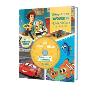 Deluxe Book & CD Set - Pixar product photo