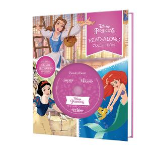 Deluxe Book & CD Set - Princess product photo