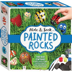 Hide & Seek Painted Rocks product photo