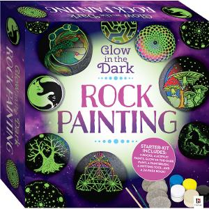 Glow In The Dark Rock Painting product photo