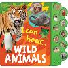 10 Button Sound Books - I can hear Wild Animals product photo Internal 1 THUMBNAIL