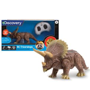 Toy RC Triceratops product photo