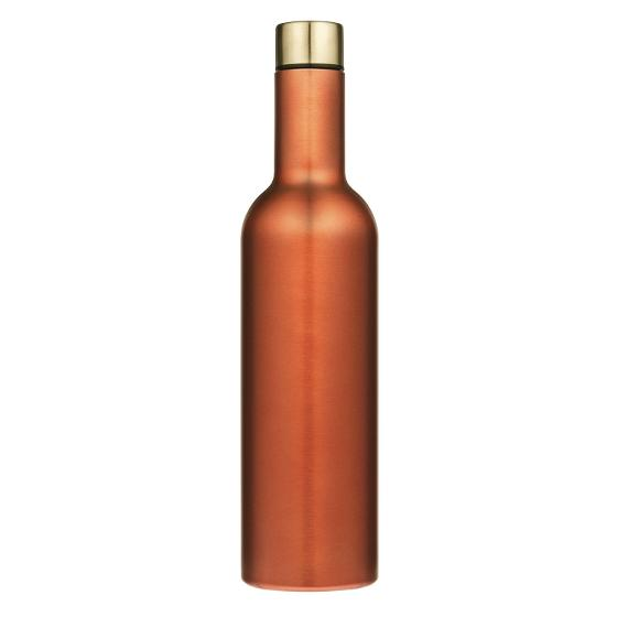 Nice & Nifty - Bronze 800ML Drink SS Bottle product photo Internal 1 DETAILS