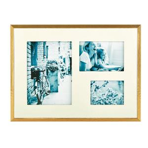 Nice & Nifty - Gold Metal Picture Frame 36 X 27 cm product photo