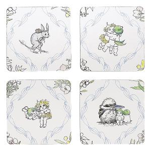 May Gibbs Set Of 4 Coasters product photo
