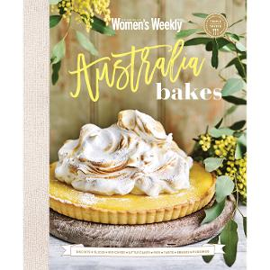 Australian Womens Weekly Australia Bakes product photo