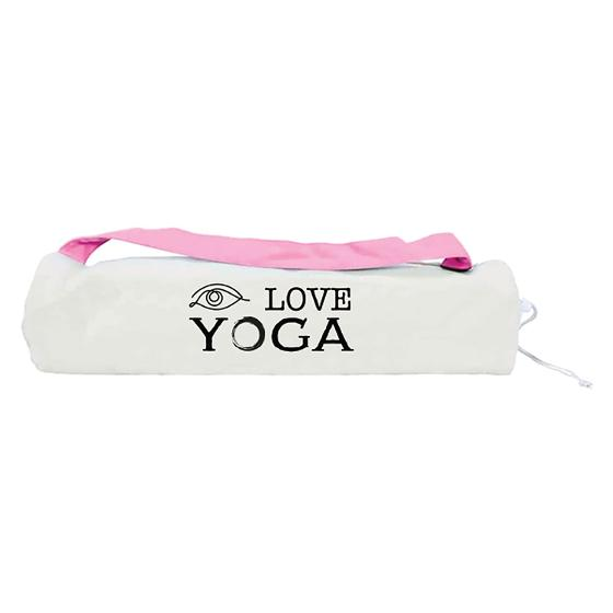 Nice & Nifty - Yoga Bag And Mat - Pink product photo Internal 1 DETAILS