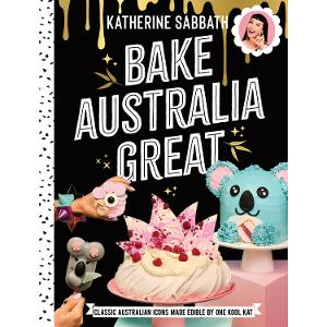 Katherine Sabbath - Bake Australia Great product photo