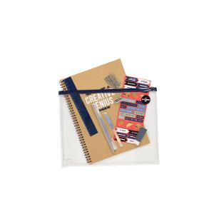 Typo A4 Stationery Kit - Creative Genius product photo