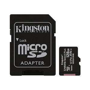 Kingston 128GB Micro SDHC product photo