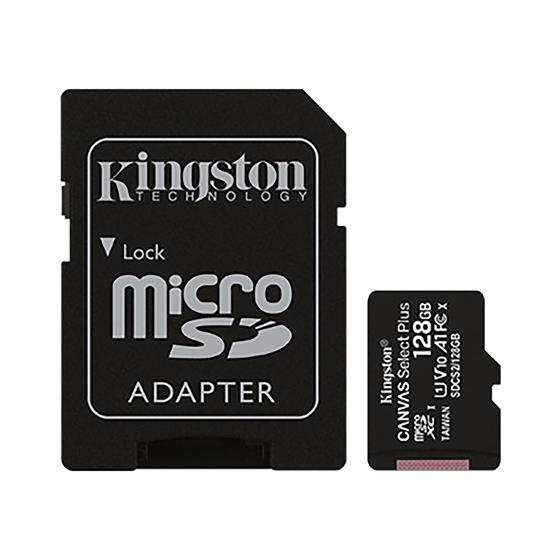 Kingston 128GB Micro SDHC product photo Internal 1 DETAILS