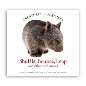 Creatures with Features: Shuffle, Bounce, Leap product photo