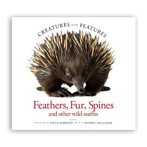 Creatures with Features: Feathers, Fur and Spines product photo