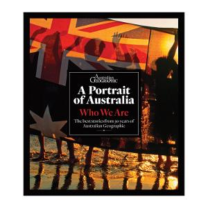 A Portrait of Australia: Who Are We? product photo
