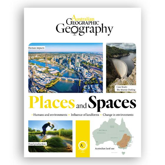 Australian Geographic: Places and Spaces product photo Internal 1 DETAILS