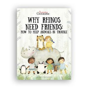 Why Rhinos Need Friends product photo