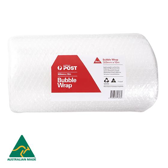 Bubble Wrap - 300mm x 10m (BW2) - 4 pack product photo Internal 2 DETAILS