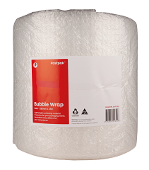 Bubble Wrap - 280mm x 25m (BW4) - 2 pack product photo Internal 1 DETAILS