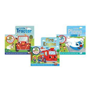 Busy Board Book product photo