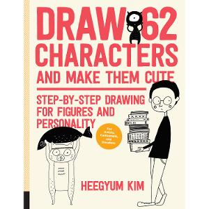 Draw 62 Characters product photo
