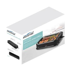 Mistral Power Smokeless Grill product photo