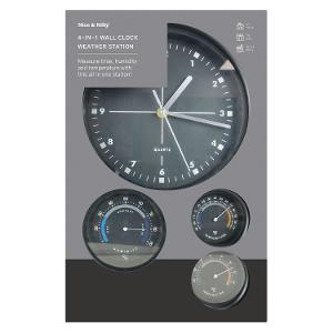 Weather Station Clock product photo