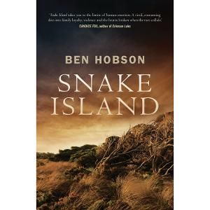 Aussie Thrillers For Dads - Snake Island product photo