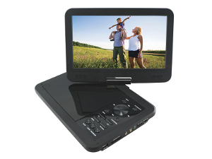 "Thomson 10"" Portable DVD Player product photo"