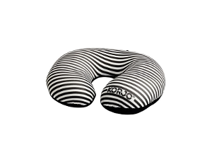 Squinchy Pillow - Striped (Black) product photo