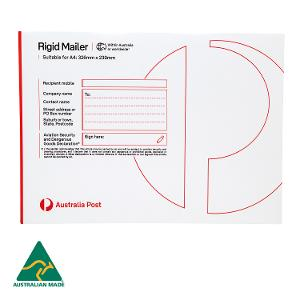 Rigid Mailer A4 (BX14) - 100 Pack product photo