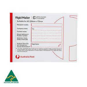 Rigid Mailer A5 (BX15) - 100 Pack product photo