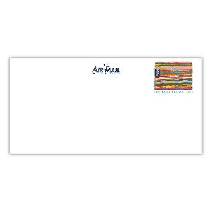 International postage paid DL envelope - Art of the Desert product photo