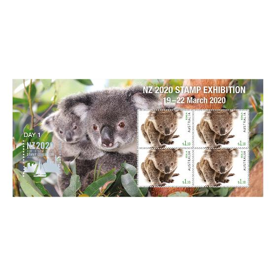 NZ 2020 Stamp Exhibition mint minisheet set product photo Internal 2 DETAILS