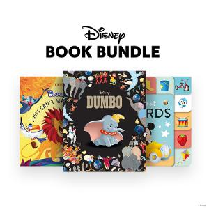 Disney Books & CD Bundle product photo