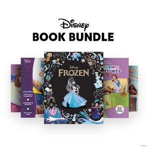 Disney Story, Activity & Colouring Book Bundle 1 - ages 3-5 yrs product photo