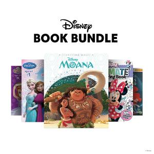 Disney Learning & Activity Book Bundle 1 - ages 5-7 yrs product photo