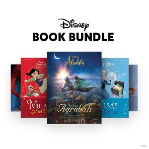Disney Princess: Beginnings & Activity Book Bundle - ages 7-9 yrs product photo