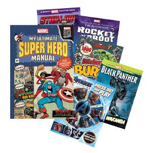 Disney Activity & Book Bundle  - Boys (Age: 7-9yrs) product photo