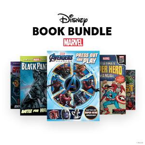 Disney Story & Activity Book Bundle 1 - ages 7-9 yrs product photo