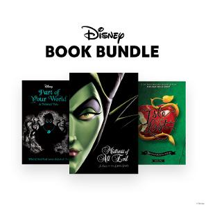 Disney Twisted Tales & Story Book Bundle - ages 10+ product photo