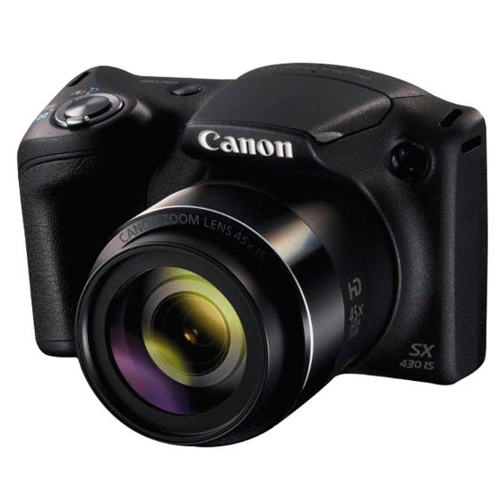 Canon Powershot Camera SX430 IS product photo Internal 2 DETAILS