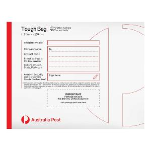 Tough Bag (TB1) - 211 x 269mm - 100 pack product photo