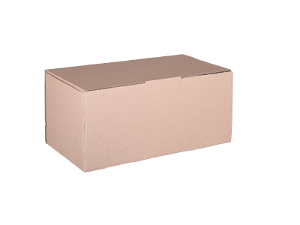 Plain Mailing Box (BXP3) - 400 x 200 x 180mm - 20 pack product photo