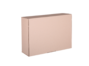 Plain Mailing Box (BXP4) - 430 x 305 x 140mm - 20 pack product photo