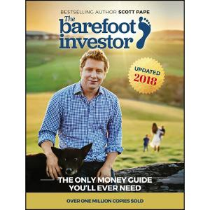 Barefoot Investor product photo