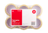 Packaging Tape Clear (TA3) - 48mm x 50m - 36 pack product photo Internal 1 THUMBNAIL