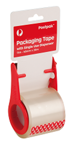 Tape Dispenser - Single Use - (TA4) - 48mm x 20m - 12 pack product photo