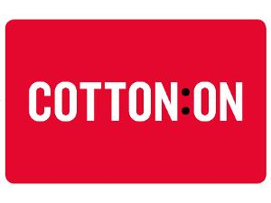 Cotton On Gift Card product photo