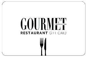 Gourmet Traveller Gift Card product photo