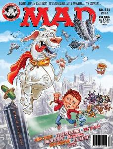 MAD Magazine - 12 Month Subscription product photo